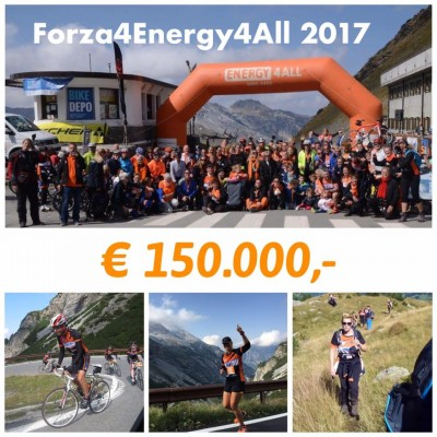 Opbrengst Forza4Energy4All 2017