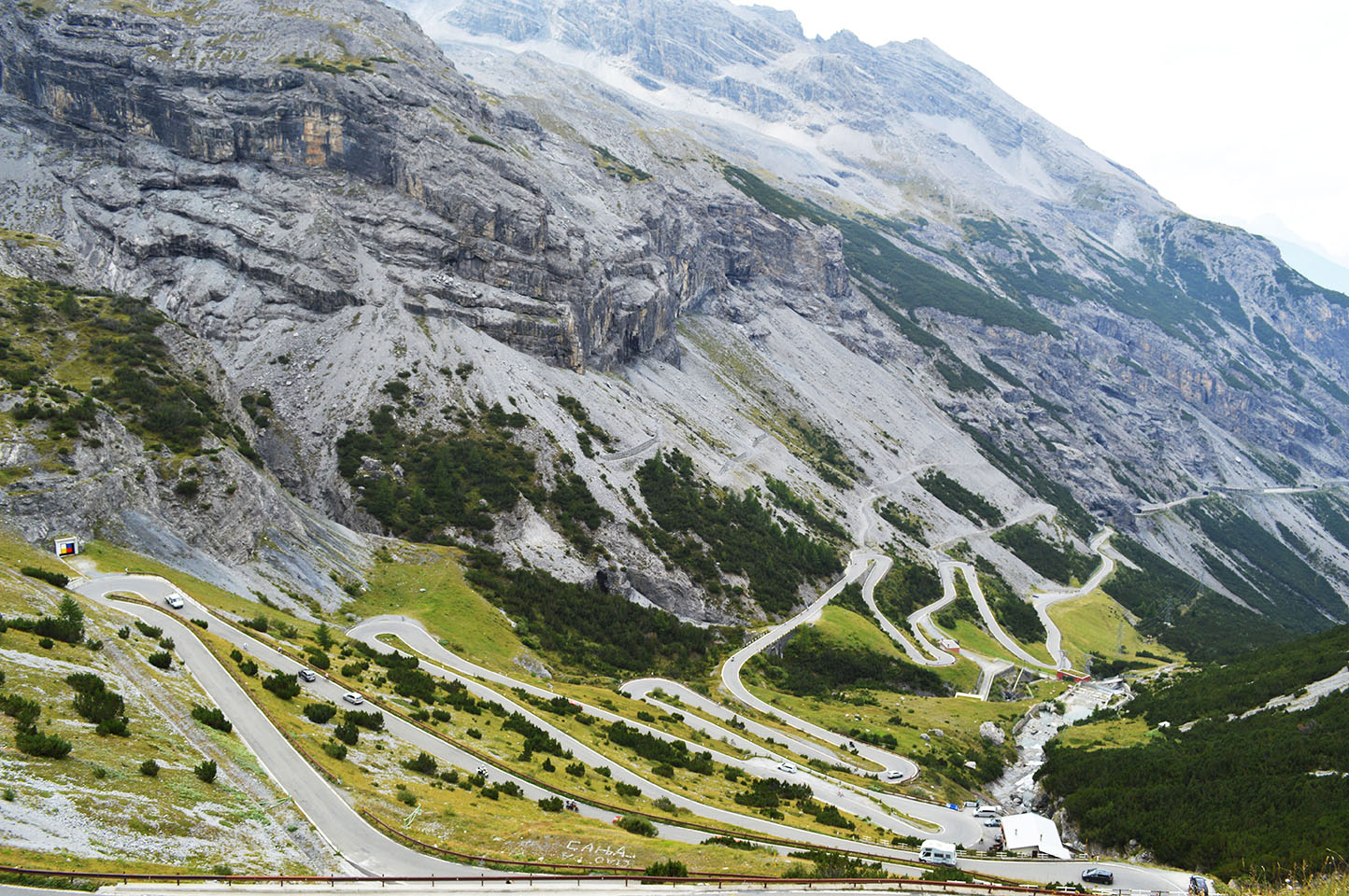 Forza4Energy4All Stelvio route
