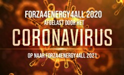 Forza4Energy4All 2020 afgelast door corona